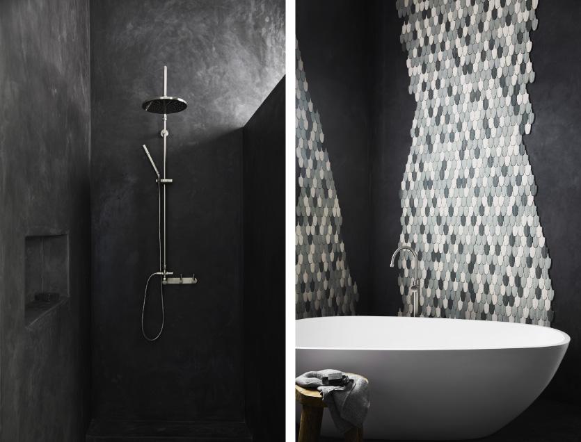 Kate Challis Interiors - bathroom designing