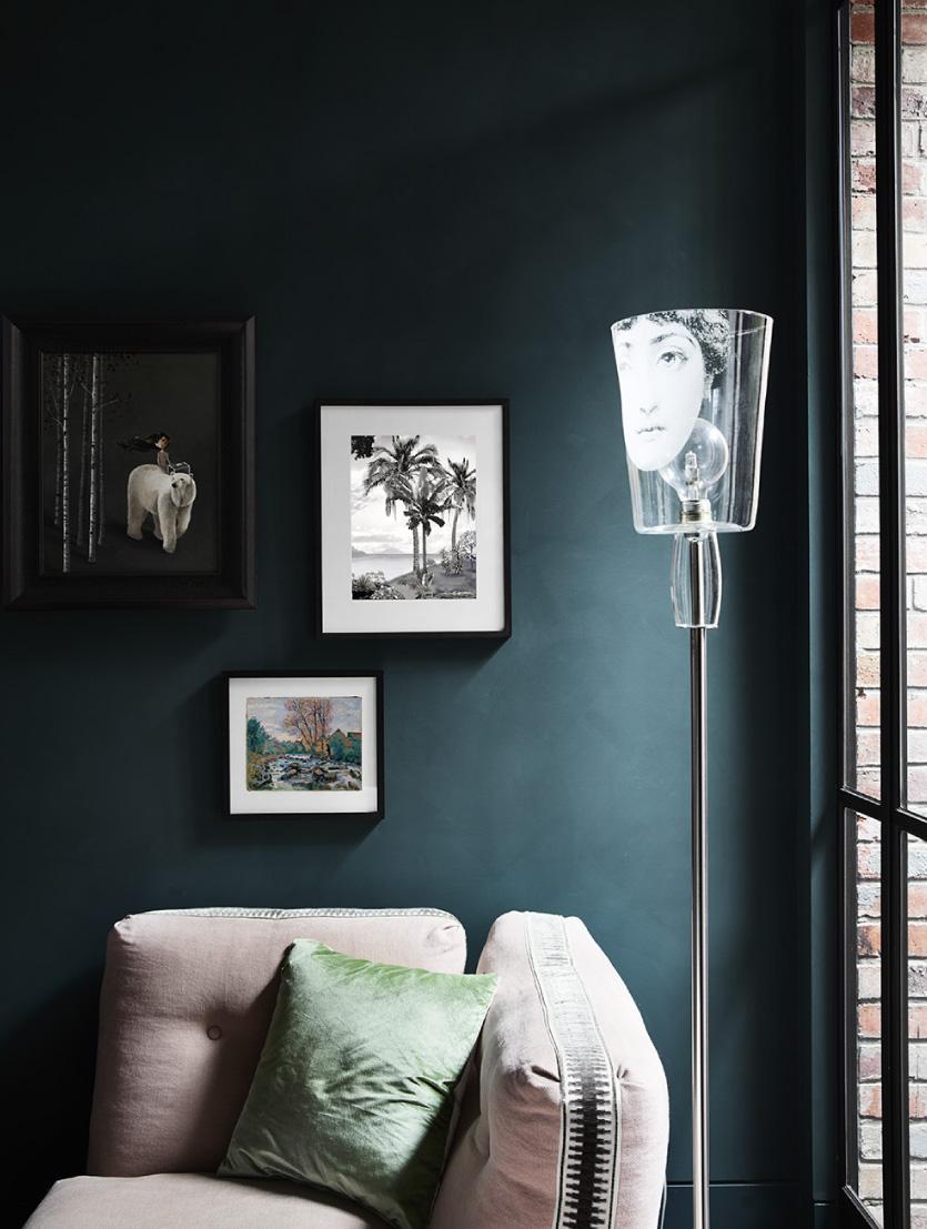 Kate Challis Interiors - interior designing of the living room