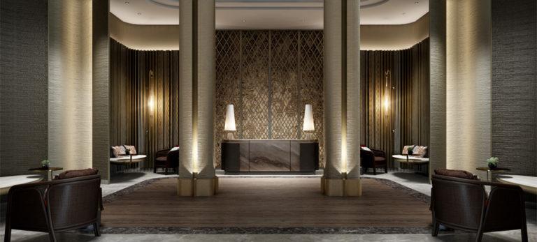 Four-Seasons-Hotel-Bangkok - Designed by award-winning architectural and interior designer Jean-Michel Gathy