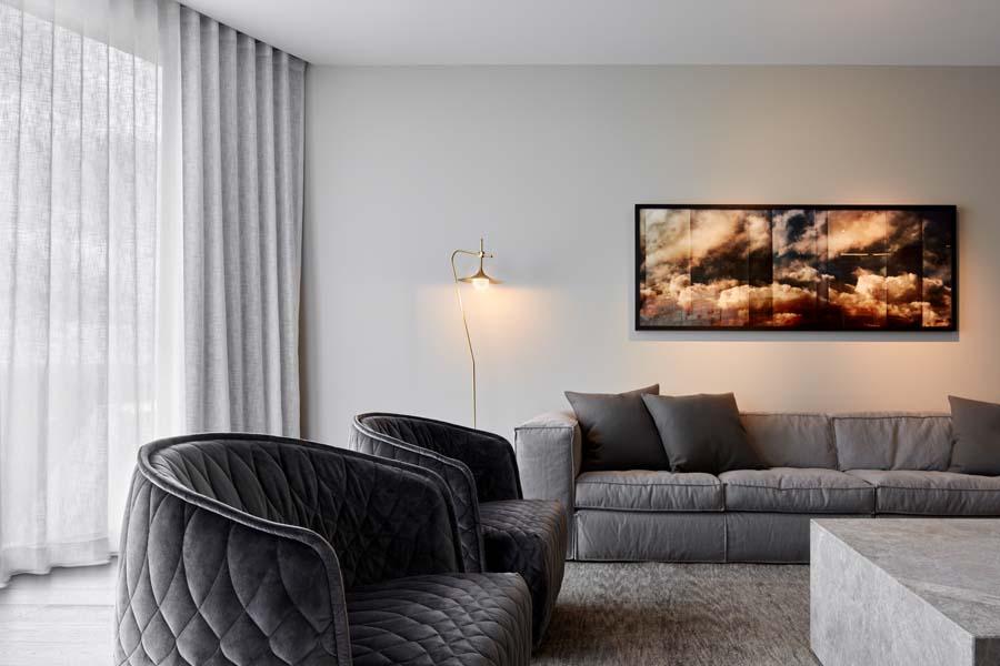 Guest room in Eos by SkyCity in Adelaide, Australia