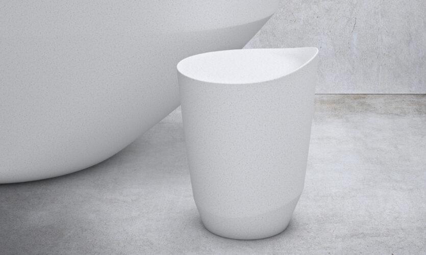 apaiser Sòl Bath Stool