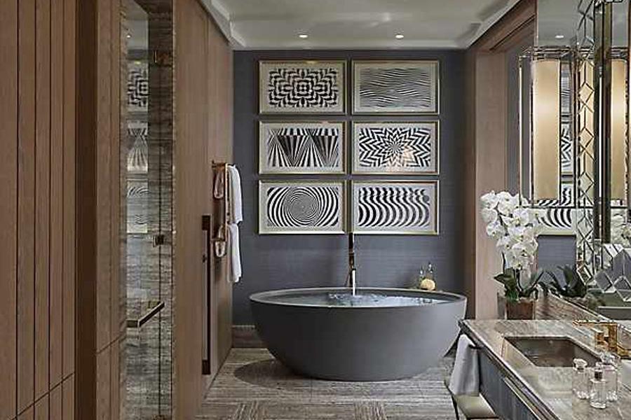 Made to Measure Haven Bath at Mandarin Oriental Jumeira, Dubai